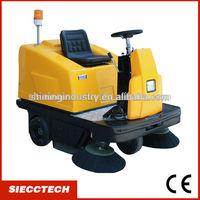 Road vacuum cleaner/electric sweeper/manual industrial sweeper - SIECC