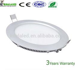 Shenzhen Supplier New product 10W D180mm aluminium panel light frame