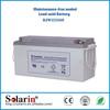 factory directly sale 12v 100ah agm lead acid solar battery cell