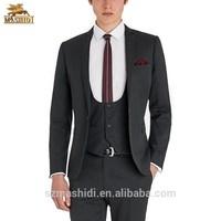 hot sale custom design fancy slim fit new style wedding dress suits for men
