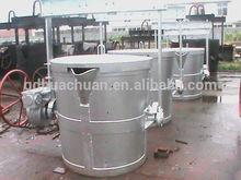 Casting ladle large tea pot ladle for foundry