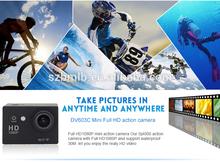 Hot selling Car Helmet Camera Sport DV Wifi