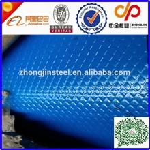 diamond pattern ppgi sheet