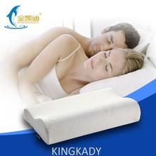White Memory Foam Filling Pillow