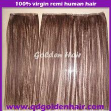 Top Grade 7A Unprocessed Virgin Human Hair Super Thin PU Skin Weft
