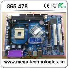 OEM special designed Socket 478 Intel chipset motherboard 865 100% fully test