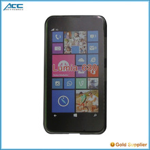 Low price high quality TPU cell phone case for nokia lumia 630