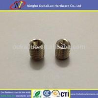 Stainless Steel Inner Hexagonal Set Screws
