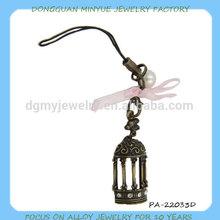 hot sale birdcage style keychain wholesale
