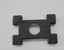 rubber mechanical parts with compression mold