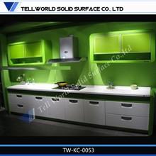 new fancy shape decorative mini bar style kitchen countertop