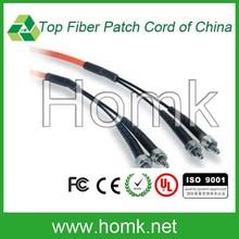 Multimode Fiber optical fiber jumper cables,SMA Duplex Fiber Optic Patch Cord