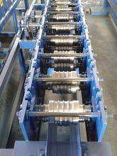 aluminum&metal garage roller shutter door piece roll forming machine Hebei China