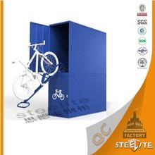 China Factory Outdoor Furniture Lockable Metal Bike Storage Cabinet