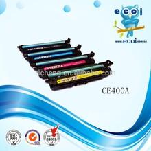 ce400a ce401a ce402a ce403a Color Toner Cartridge for Enterprise EP500/M551DN