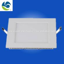 2015 hot sale! 12w light fixtures surface mount led panel light
