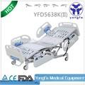 Yfd5638k( typeii) cinco función eléctrica de médicos médicos ajustable de aire del colchón de la cama de aire con la bomba d6