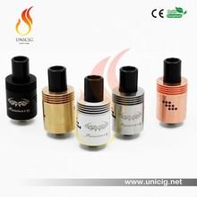 electronic cigarette indulgence mutation x rda v3 dripping atomizer from unicig