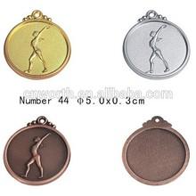 Best sale and reasonable price custom sports metal medal