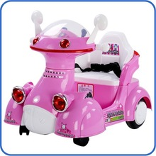 Electric Battery Remote Car Pink