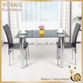 mobília da sala de pintura de couro jantando a cadeira