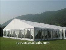 Qualified classic design white big aluminum tent for wedding
