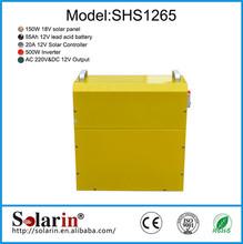 Emergency 20W Mini 5w 10w small solar light kits