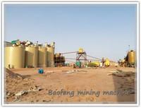 gold equipment agitation leaching tank