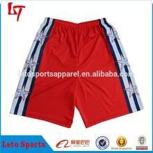 new style basketball shorts,international basketball shorts,Custom reversible mens mesh basketball shorts