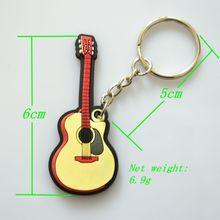 Beautiful souvenir or gift pvc keychain / keychain finder