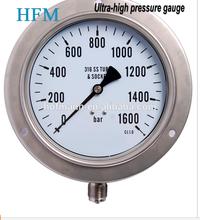 bourdon tube pressure gauge pressure sensor for digital pressure gauge