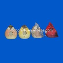 Polyresin birdhouse, Resin Birdhouse