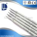 Suave varilla de soldadura de acero e6013 / electrodo de soldadura composición