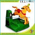 Fábrica de guangdong caballo eléctrico de juguete, paseos a caballo de juguete, las niñas de dibujos animados juguetes caballo