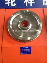 International standard wheel for railway wagon wheel passenger wheel for hot sale