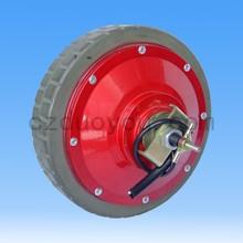 CE hot brush hub motor 24V 180W