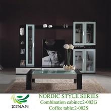Black Walnut African Living Room Furniture