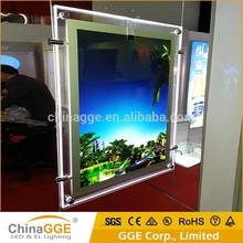LED Acrylic Light Box Edge Lit