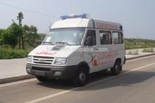 IVECO NJ6487SDES6 4X2 medical vehicle