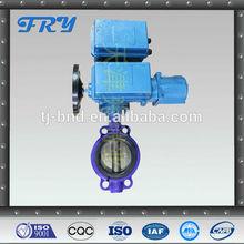 di/ci pn10/pn16 electric water shut off valve good quality
