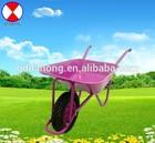 wheelbarrow WB5009 pink color