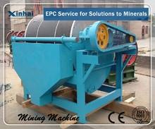 Wet Medium Intensity Magnetic Separation Equipment, CT Magnetic Drum Separator