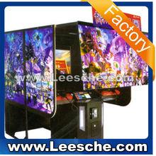 LSSM-019 video game wholesale lots boxing arcade machine electronic indoor arcade video racing game machine/shooting game