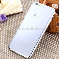 for iphone 6 cover metal cover aluminum metal thin case mobile phone case cover for iphone6
