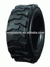 skid steer tires 10-16.5 with special designed tread