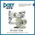 Dt1500-156m/dd cama do cilindro de alta velocidade máquina de costura interlock yamata máquina de costura