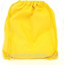 Factory Cheap Customized Logo Drawstring Sports Backpack