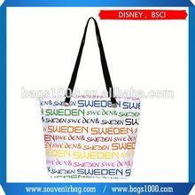 organic cotton bag,pp woven gift bag,grocery shoulder tote shopping bag,portable shopping bag