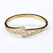 Factory produce latest model fashion bracelet jewelry, gold bracelet, 925 sterling bracelet