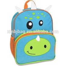 2015 Promotion polyester Animal Back pack Kids Animal Backpack